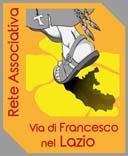 L'Organizzazione Alfa aderisce alla Rete Associativa della Via di Francesco nel Lazio.